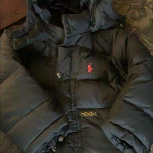 Polo RL and Company boys coat size:3T great